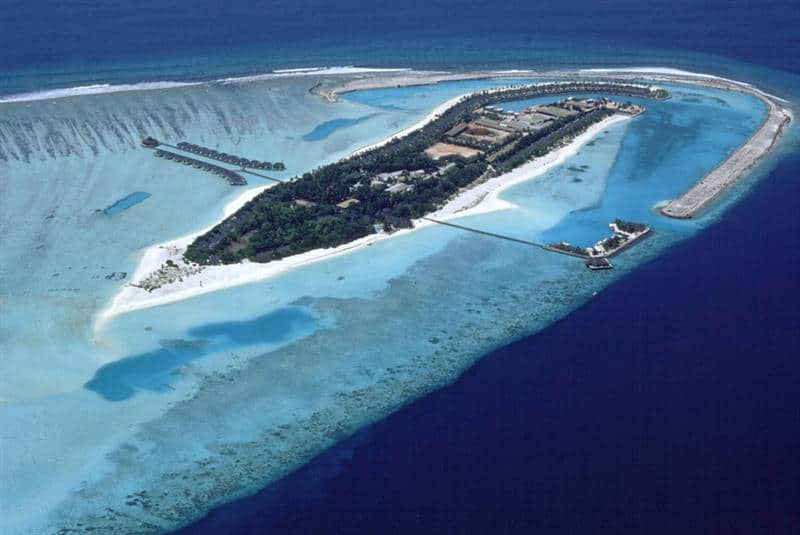 Paradise island resort and spa maldives tourism aerial viewg publicscrutiny Gallery